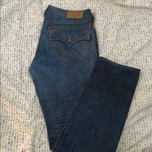Men's true religion jeans 33